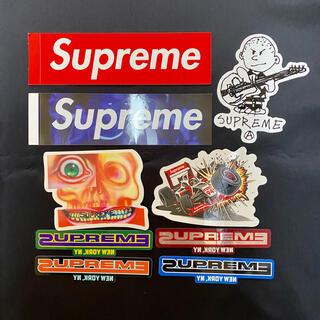 Supreme - 早い者勝ち☆supreme ステッカーセット