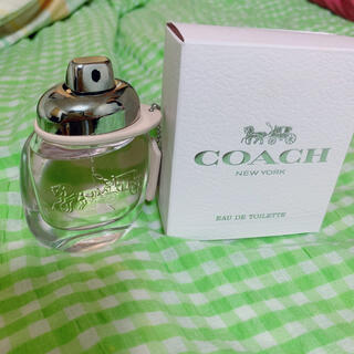 コーチ(COACH)のコーチトワレ30ml(香水(女性用))