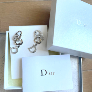 Dior - Dior 新品ピアス