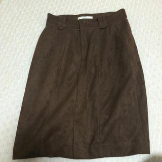 ロキエ(Lochie)の古着 タイトスカート(ひざ丈スカート)