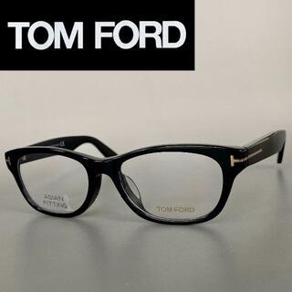 トムフォード(TOM FORD)のメガネ トムフォード TOM FORD ウェリントン ブラック 黒 黒縁(サングラス/メガネ)