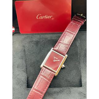 Cartier - Cartier カルティエ タンクマストウォッチ LM メンズ WSTA0054