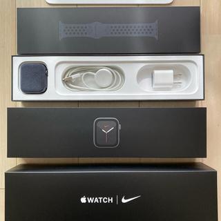 Apple Watch - Apple Watch Nike 44mm Series 5