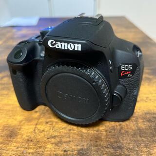 Canon - 【7%OFFクーポン使えます】Canonデジタル一眼レフカメラ EOS X7i