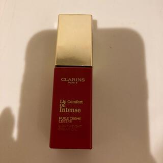 クラランス(CLARINS)のクラランス コンフォート リップオイル インテンスローズウッド04(リップグロス)
