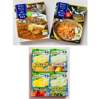 【お得】人気のカレーとスープのセット(その他)