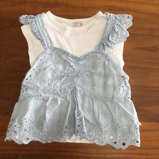 プティマイン(petit main)のTシャツ(Tシャツ/カットソー)