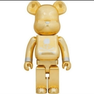 BE@RBRICK mastermind JAPAN GOLD 1000%(その他)