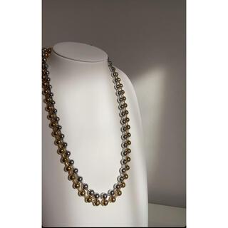 ドゥーズィエムクラス(DEUXIEME CLASSE)の新品未使用 ラリカ Ball chain necklace|ネックレス(ネックレス)