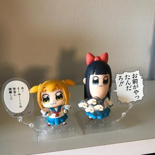 GOOD SMILE COMPANY - ねんどろいど  ポプテピピック ポプ子 ピピ美