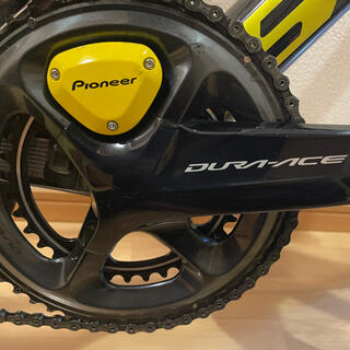 SHIMANO - レア SGY-PM930H DURA-ACE FC-R9100 165mm