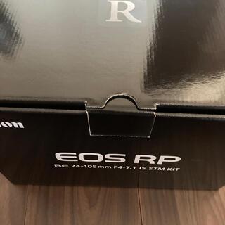 Canon - 新品 EOS RP ボディのみ Canon キヤノン キャノン