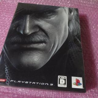 プレイステーション3(PlayStation3)のPS3 メタルギア4 限定版 BDメイキング映像付き ⇒送料無料(家庭用ゲームソフト)