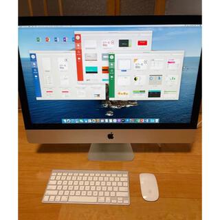 Mac (Apple) - iMac 27インチ Office2019