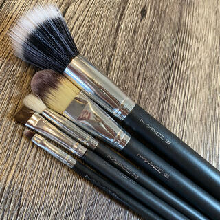 MAC - Mac 化粧筆 5本セット ほぼ未使用