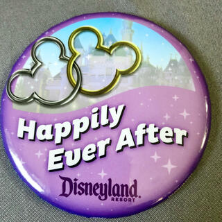 Disney - 海外ディズニー 缶バッジ