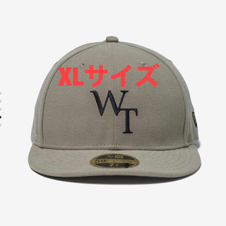 W)taps - 21aw wtaps new era ベージュ XL