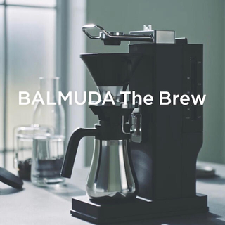 BALMUDA - BALMUDA The Brew  K06A-BK