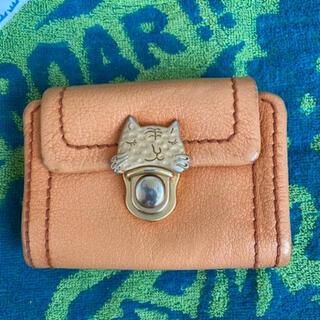 ツモリチサト(TSUMORI CHISATO)のツモリチサト 二つ折り財布(財布)