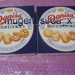 ☆バタークッキ-15枚入り x2箱 ⇒送料無料(菓子/デザート)