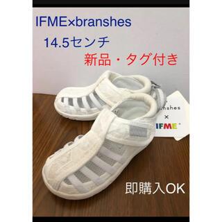 Branshes - IFME イフミー×branshes ブランシェス ウォーターシューズ