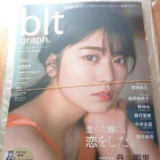 乃木坂46 - blt graph.vol.72  丹生明里特大ポスターの付録付き