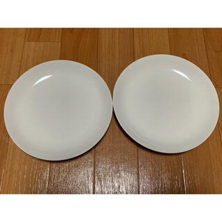MUJI (無印良品) - 無印良品 プレート お皿 中 ペア
