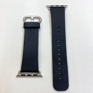 アップルウォッチ(Apple Watch)のアップルウォッチ クラシックバックル Apple Watch 38mm 40mm(レザーベルト)