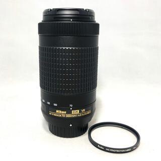 Nikon - Nikon AF-P DX 70-300 f/4.5-6.3G ED VR美品