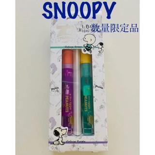 SNOOPY - SNOOPY スヌーピー フローティングハイライター 未開封