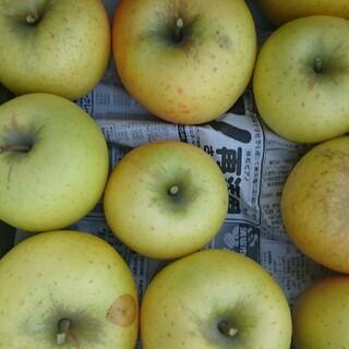 パリッと食感の黄色いりんご☆シナノゴールド10~11キロ訳あり家庭用(フルーツ)