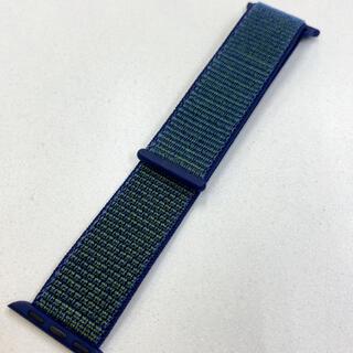 アップルウォッチ(Apple Watch)のNIKE スポーツループ アップル純正 Apple Watch 38mm 対応(その他)