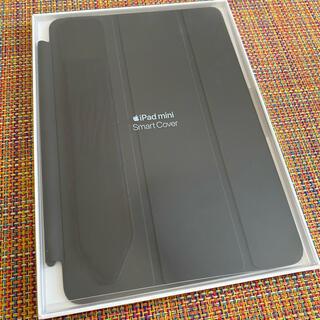 Apple - iPad mini5用純正スマートカバー+ESRクリアカバー+ペン収納ケース