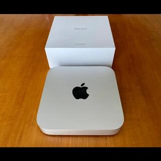 Apple - 保証有り Macmini m1 メモリ16GB ssd256GB