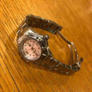 タグホイヤー(TAG Heuer)のTAG HEUER タグホイヤー 腕時計 エクスクルーシブ ピンクシェル(腕時計)