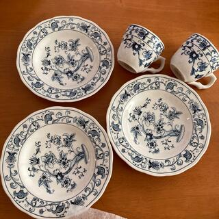 NIKKO - NIKKO DOUBLE PHOENIX 小皿とカップ ミングトゥリー