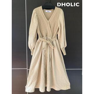 dholic - dholic ディーホリック ワンピース