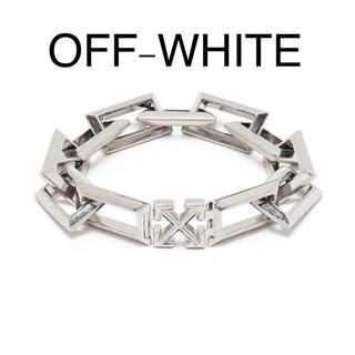 OFF-WHITE - Off-White Arrow チェーン ブレスレット