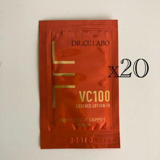 Dr.Ci Labo - ドクターシーラボ VC100エッセンスローションEX サンプルx20