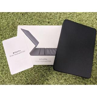 アイパッド(iPad)の【純正】Apple iPad Pro 11インチ Smart Keyboard(iPadケース)