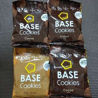 ベースクッキー 4袋