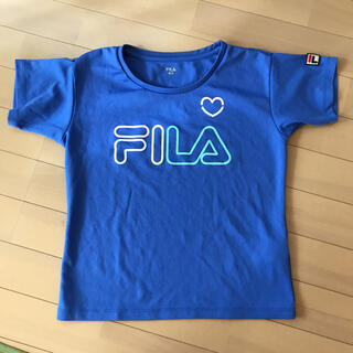 フィラ(FILA)のスポーツTシャツ(Tシャツ(半袖/袖なし))