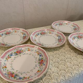 NIKKO - NIKKO ニッコー エターナルチャイナ 皿5枚 バラ ローズ