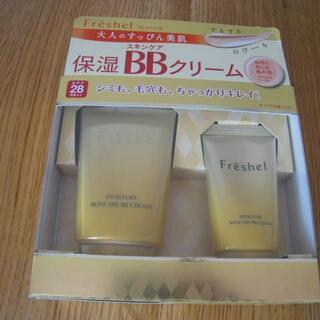 カネボウ(Kanebo)の 【新品】カネボウ フレッシェル 保湿BBクリーム50g+ハーフサイズ25g (BBクリーム)