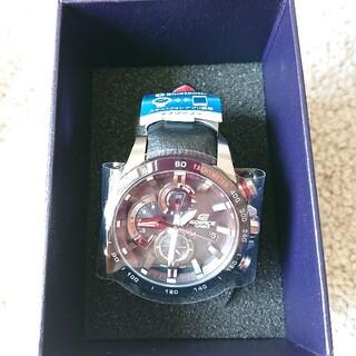 エディフィス(EDIFICE)のカシオ EDIFICE 腕時計EQB-800BL-1AJF(腕時計(アナログ))