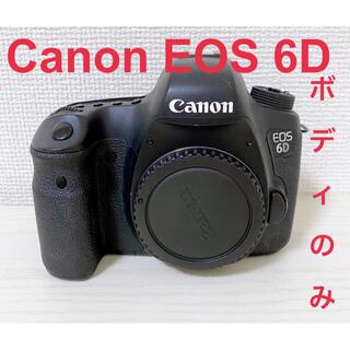 Canon - 値下げ中!【プロ使用】canon eos 6d