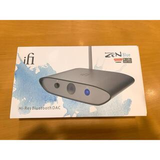 iFi-Audio ZEN Blue bluetooth レシーバー