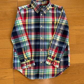 POLO RALPH LAUREN - 【Ralph Lauren】キッズYシャツ 130cm(USサイズ)