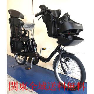 電動自転車 パナソニック ギュットミニDX 20インチ 3人乗り 13.2ah