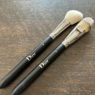 ディオール(Dior)のディオール バックステージ ブラシセット 11  15(ブラシ・チップ)